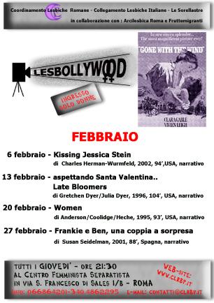 Lesbollywood Febbraio 2003
