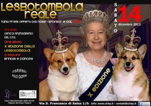 Lesbotombola 2013 - X edizione Casa Internazionale Delle Donne